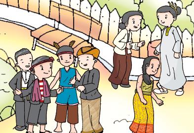 Manfaat Hidup Rukun Di Sekolah Rumah Masyarakat Website Simdig Ikifa
